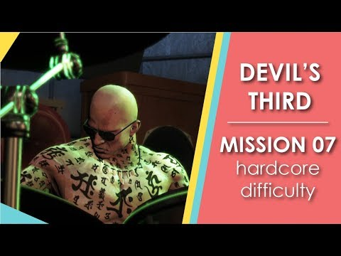 [RMD] Devil's Third   Hardcore Difficulty   Mission 07