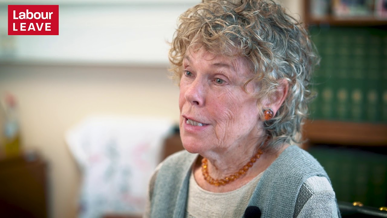 Kate Hoey interview with Labour Leave August 2019