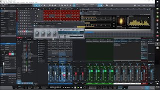Producing Hip-Hop & Trap In PreSonus Studio One - Part 4 - Mixing The Beat