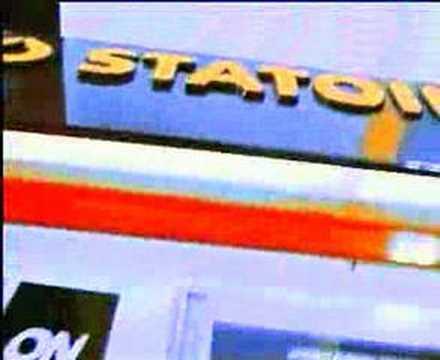 Stara reklama stacja Statoil (1997)