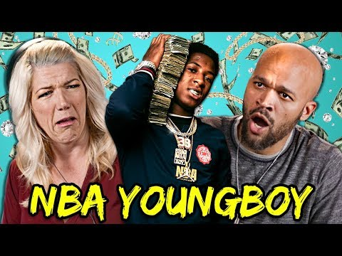 Parents React to YoungBoy Never Broke Again (NBA)