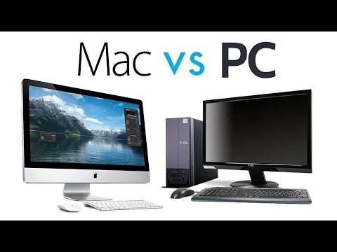 Macs vs. PCs:  The Ultimate Guide! (2015 Edition)