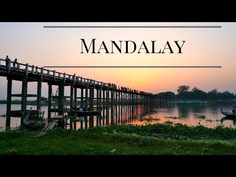 MANDALAY IN 2 DAYS MYANMAR