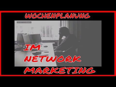 Wochenplanung im Network Marketing - Das solltest du dazu wissen