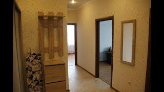 2к квартира в новом доме монолит-кирпич с ремонтом. Краснодар!