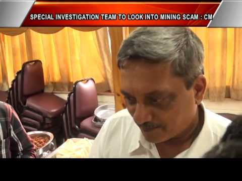 SPECIAL INVESTIGATION TEAM TO LOOK INTO MINING SCAM : CM