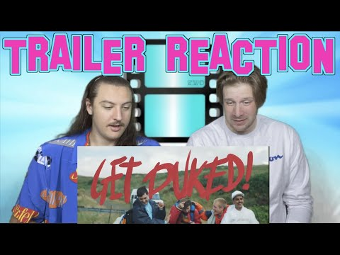 Get Duked! Trailer Reaction #GetDuked #TrailerReaction #amazon