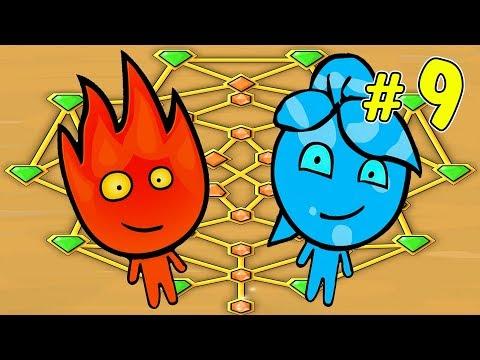 Огонь и вода смотреть мультфильм онлайн