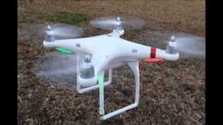 DJI Phantom Quadrocopter - GPS - Biel/Bienne - futuretrends.ch