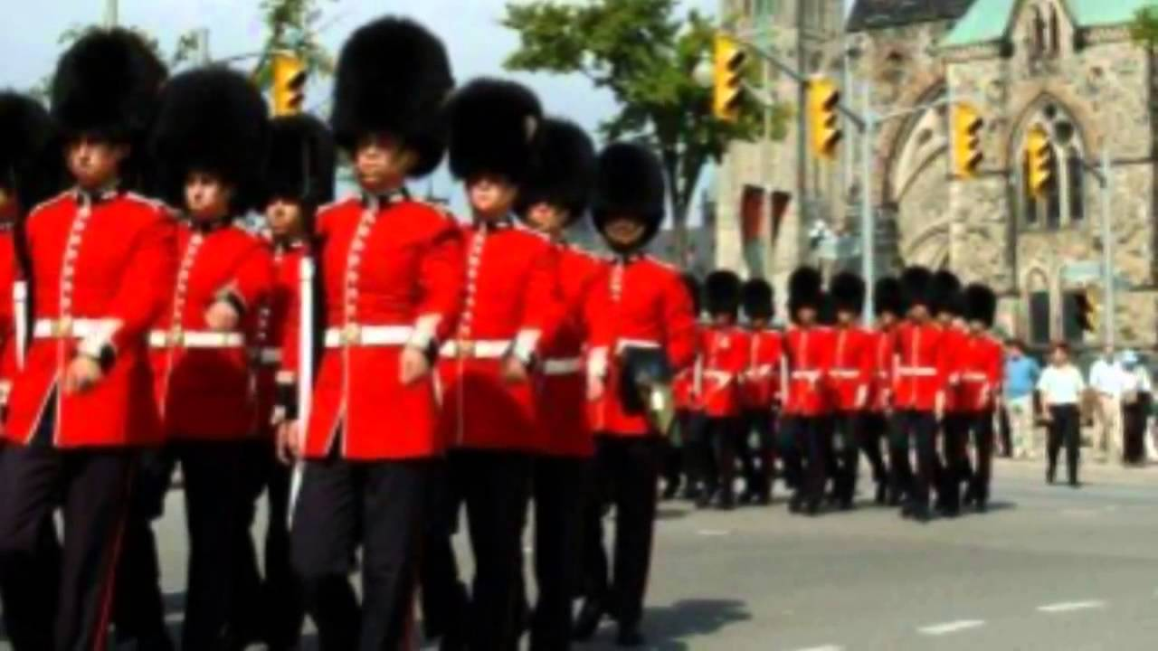 The governor general s foot guards - A Salute To The Canadian Grenadier Guards