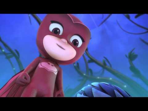 PJ Masks Trailer 1080p - Pronto en Español