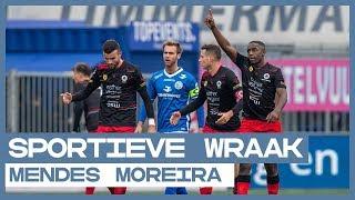MENDES MOREIRA | Sportieve wraak na racistische spreekkoren