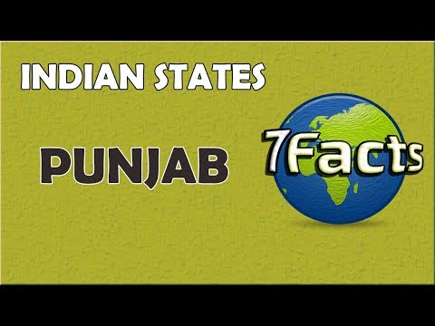 India's most famous state: 7 Facts about Punjab