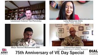 Virtual Lounge: VE DAY 75th ANNIVERSARY SPECIAL (Preview)