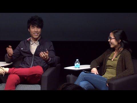 SDAFF 2015: BUZZFEED Panel (Eugene Lee Yang, Anna Akana, Abe Forman-Greenwald, & Mallory Wang)