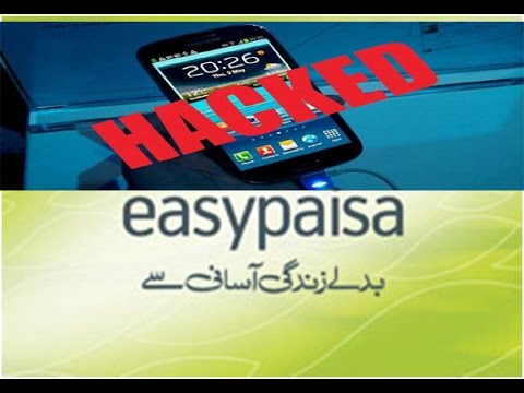 EasyPaisa Hacked 2016