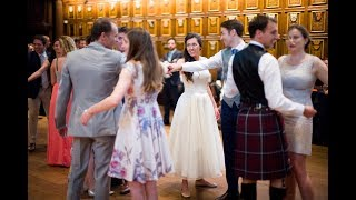 Ceilidh Tree, Cumberland Square Eight, Wedding at Middle Temple Hall, London