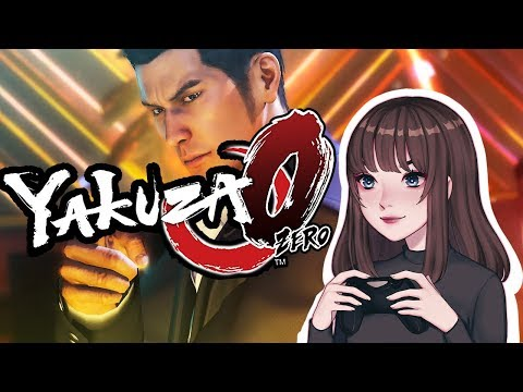 Valkyrie Ventures: Yakuza 0