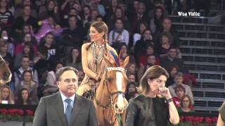 Gucci Paris Masters 2012 (December 1st) - Style & Competition for Amade (Highlight)