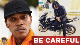 Vybz Kartel GETS Blame For Sikka Rymes SH00TING   Sigh