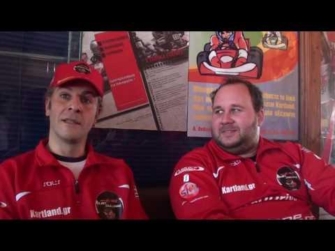 04 F1 Fans Kart Challenge Athens 2017 - Race 2 - Group 1