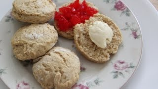 Vegan Buttermilk Biscuits Recipe - Southern Country Vegan Soul Food - Bread/breakfast
