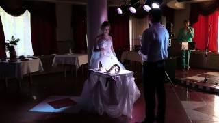 песочная церемония ведущий Анатолий Голубев