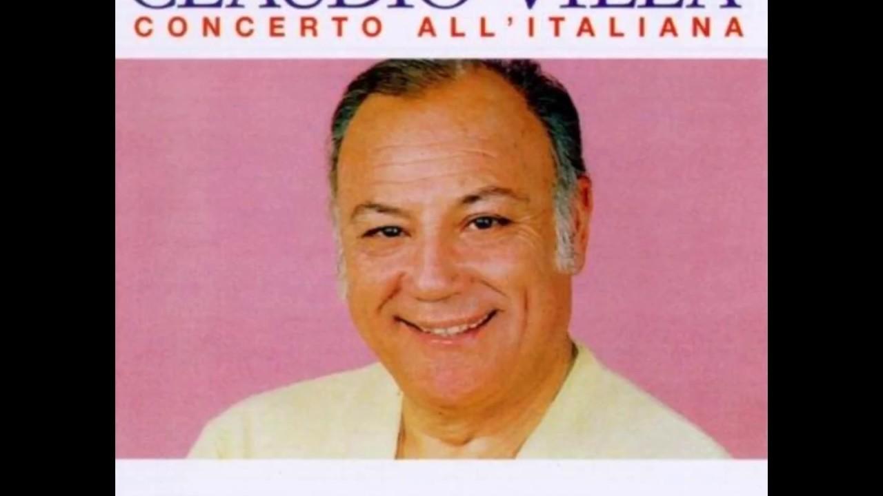 Claudio Villa In Concerto