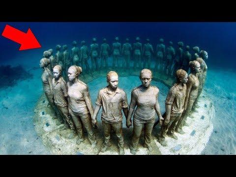 Загадочно исчезнувшие цивилизации