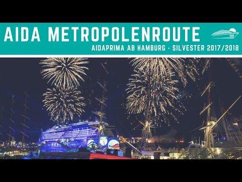 Aidaprima Reisebericht Silvester Kreuzfahrt 20162017 Ab Hamburg