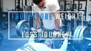 Bradley Martyn with/ FouseyTUBE Weight Loss Journey!