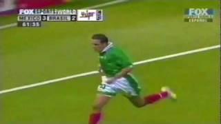 Mexico Best Goal vs Brazil