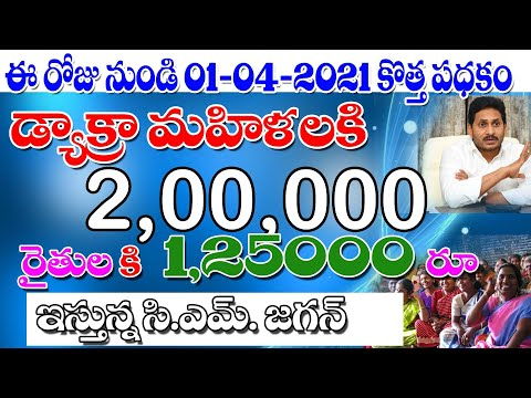 AP GOVERNMENT STARTS NEW SCHEME FOR DWACRA WOMEN AND FARMERS TO GIVE MONEY THROUGH NREGP SCHEME.