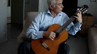 Borodin - Polovetsian Dances (Classical Guitar)