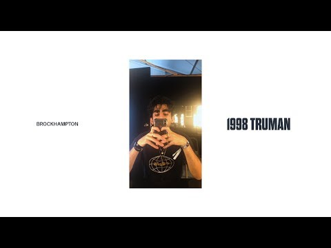 "Brockhampton Releases ""1998 Truman"" Video"