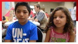 Protecting Hurricane Harvey's Smallest Survivors