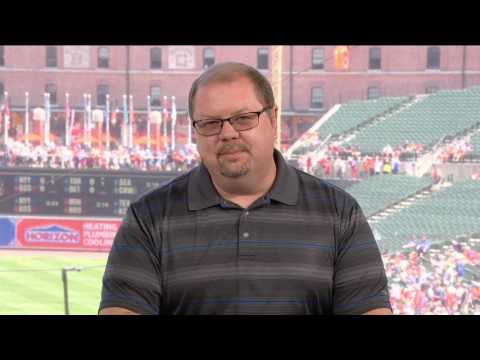"Dan Connolly joins ""O's Xtra"""