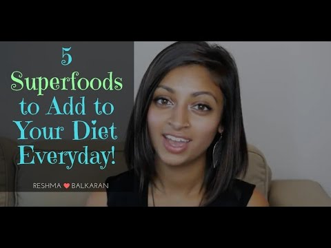 5 Superfoods You'll Need In What You Eat At This Time
