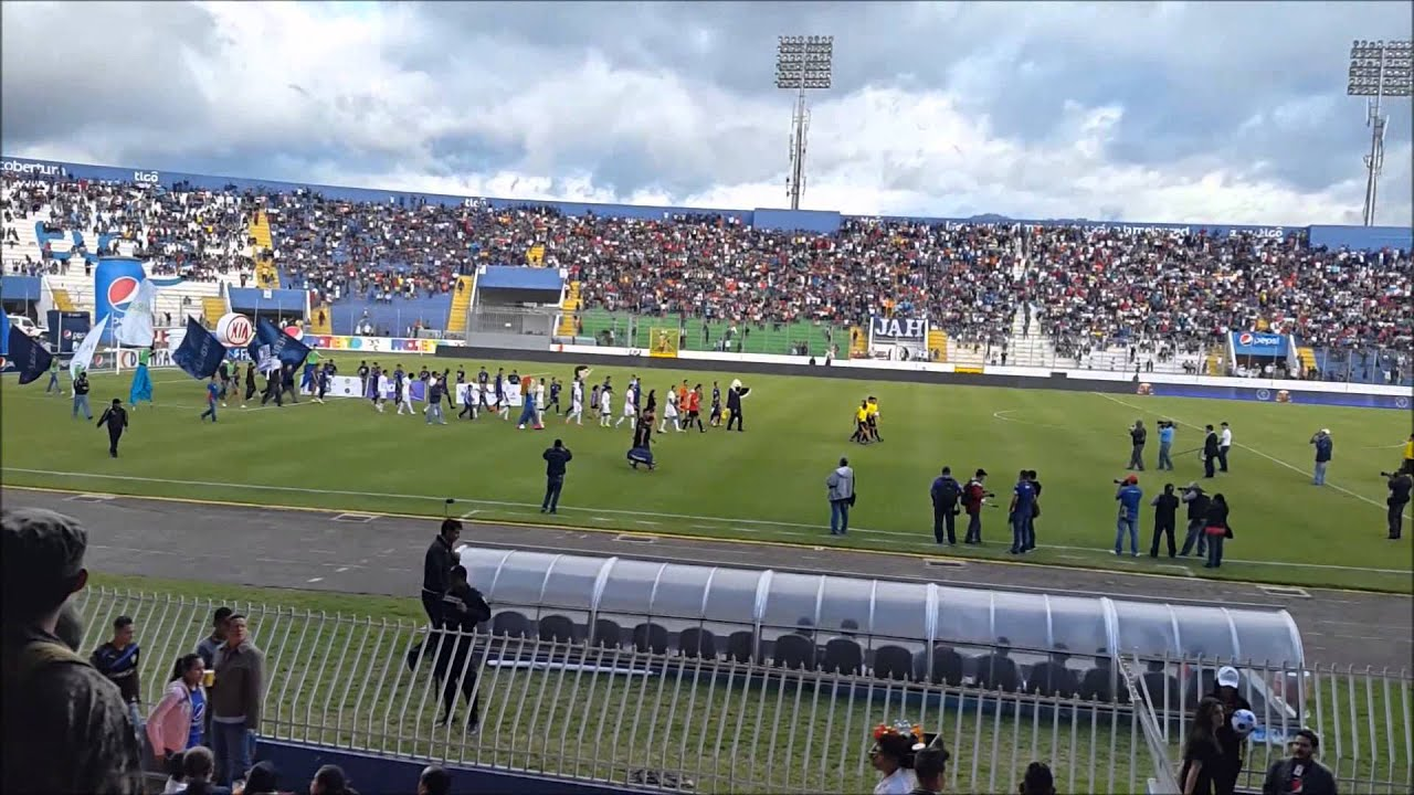 Estadio nacional tegucigalpa youtube for Puerta 4 estadio nacional