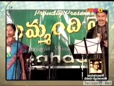 KV Mahadevan's Musical Concert on MAA TV by chimatamusic.com(part2)