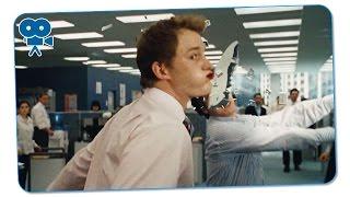 Срыв Уэсли в офисе. Особо опасен