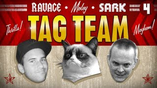 The Tag Team w. Mr Sark Ep. 4 - Three Guys One Bed [Call of Duty: Black Ops 2]