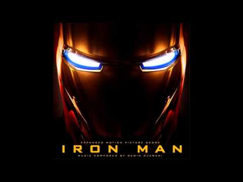 1-34 First Flight (Iron Man Complete Score No SFX) Ramin Djawadi