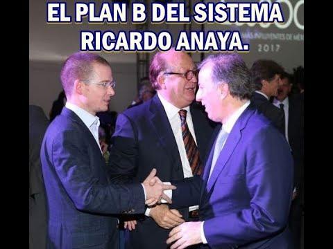 Ricardo Anaya o Canalla fue promotor del Outsourcing y pago por Horas con Calderón