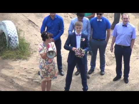 Интересный выкуп невесты, жениха и свекрови 2015)))