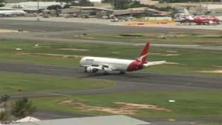 Cairns runway 33 operations