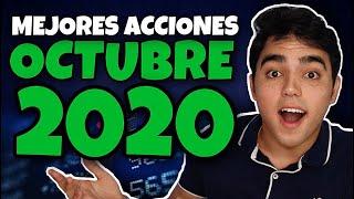 20 Acciones a Comprar Tras esta Caída en la Bolsa   Que Acciones Comprar en Octubre 2020