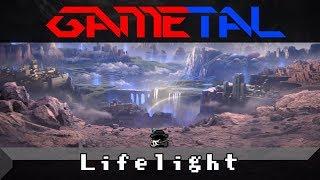 Lifelight (Super Smash Bros. Ultimate) (Vocal Version) - GaMetal Remix