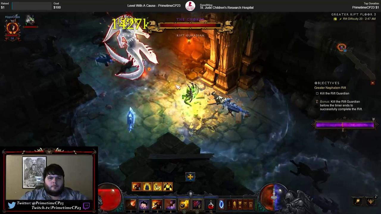 Diablo 3 Season 11 Haedrig S Gift Chapter Completion Youtube