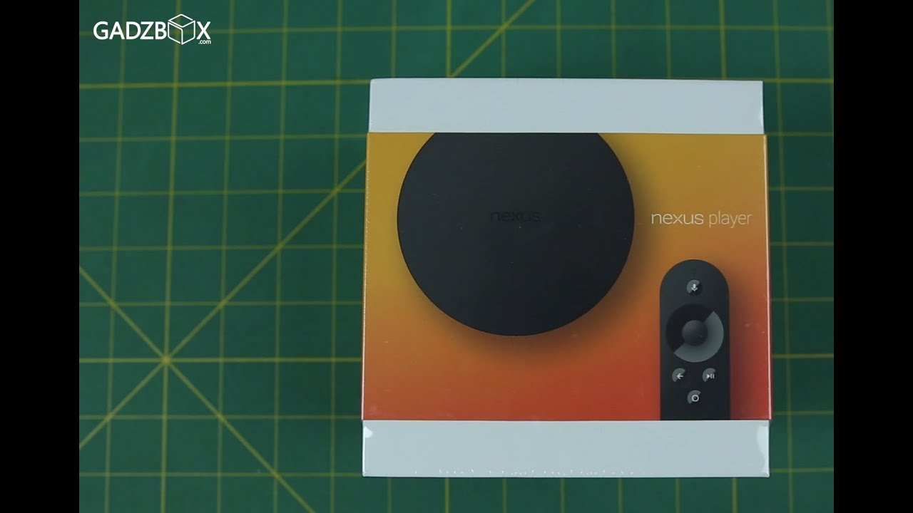 Unbox : Google Nexus Player